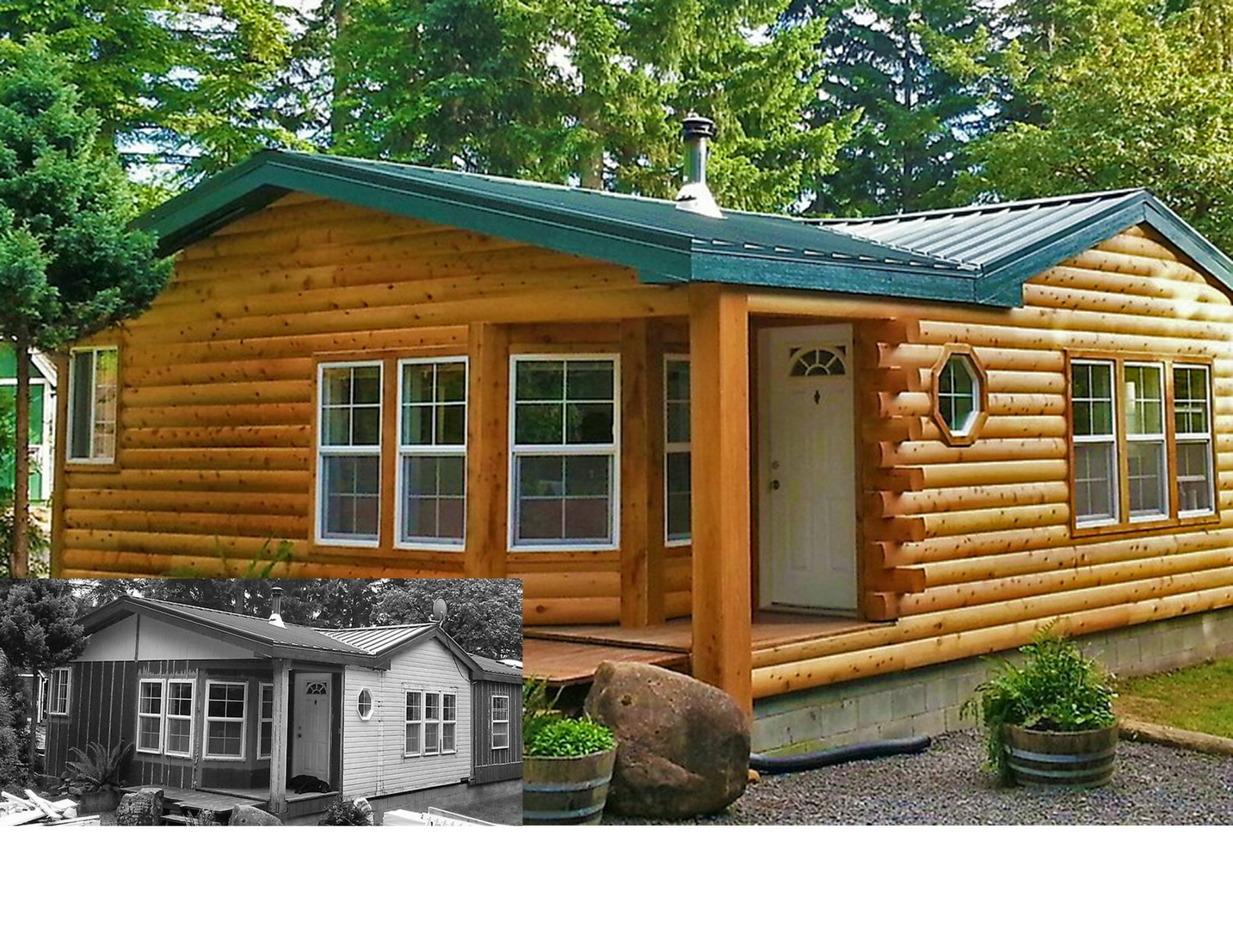 Log Siding For Manufactured Homes Archives Modulog